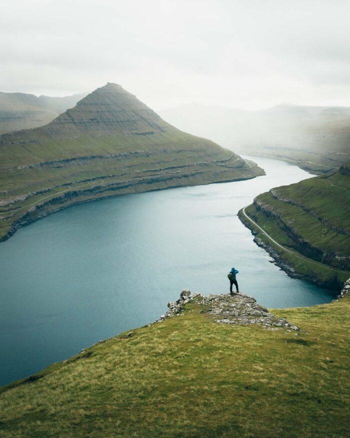 Hvíthamar on Eysturoy island - Guide to Faroe Islands