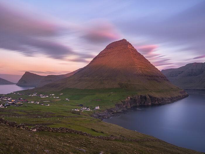 Mountain Faroe Islands