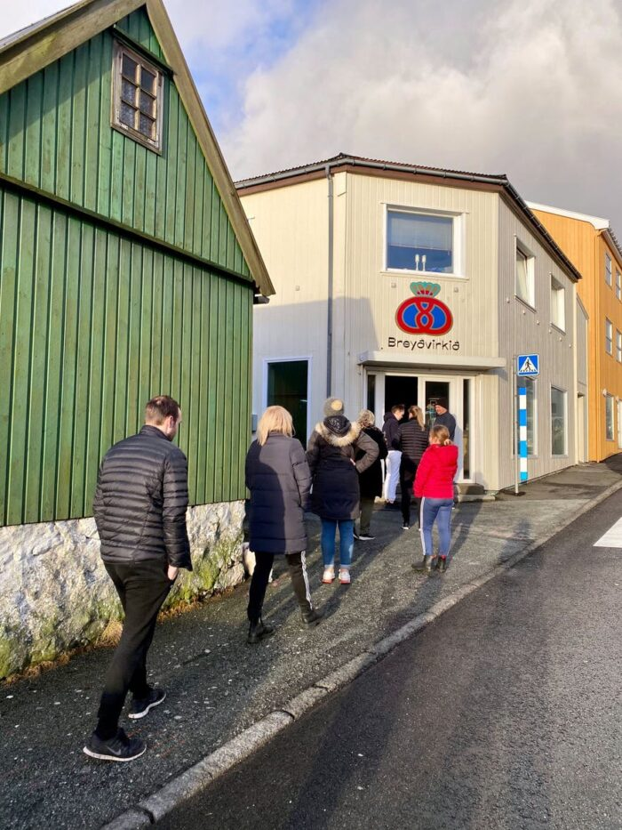 Breyðvirkið - Guide to Faroe Islands