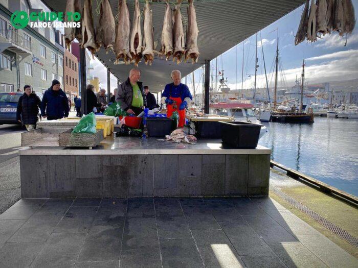 Vágbotn marina - Guide to Faroe Islands