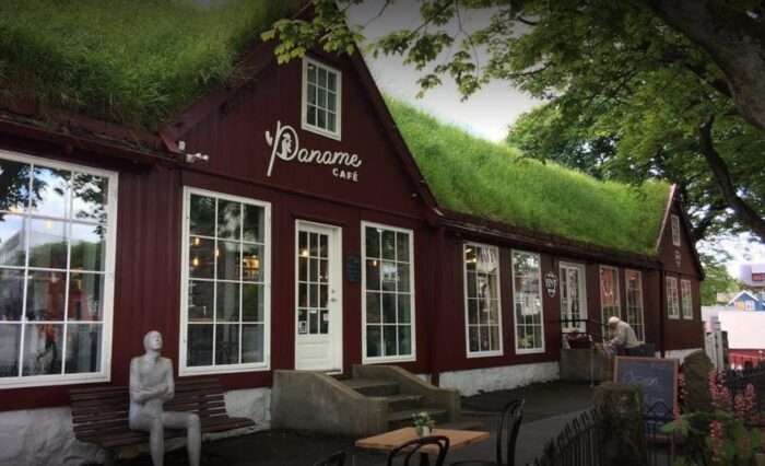 Paname cafe in Torshavn - Guide to Faroe Islands