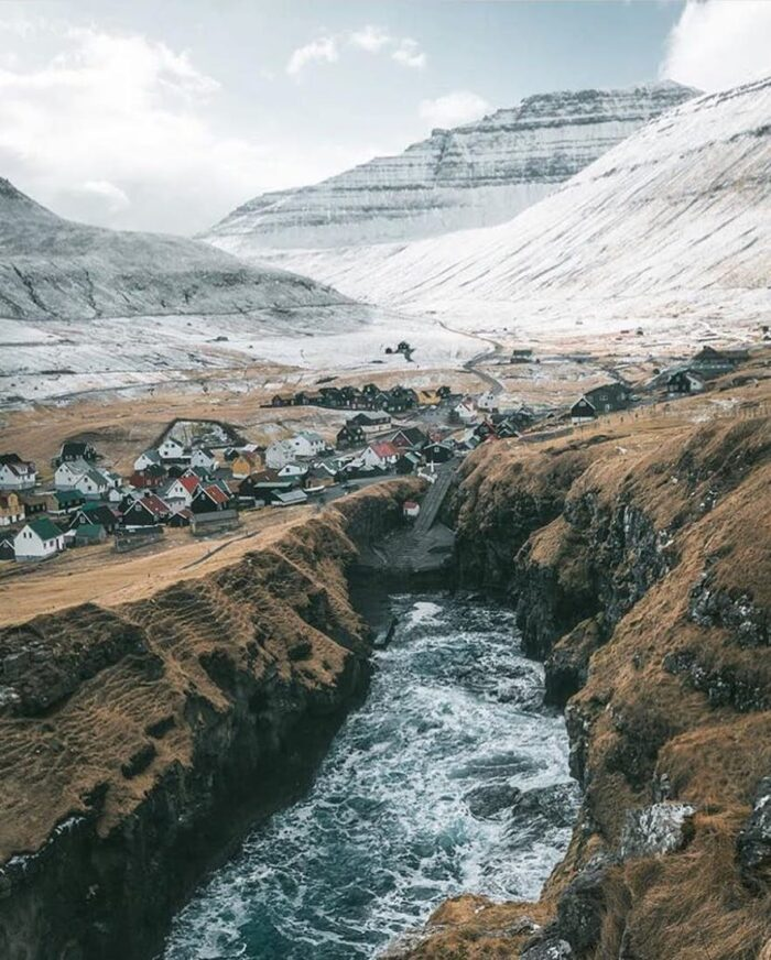 Gjógv - Guide to Faroe Islands