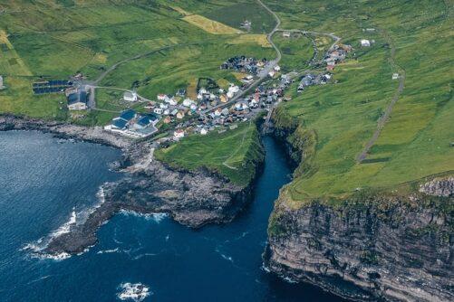 Gjógv gorge - Guide to Faroe Islands