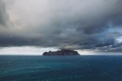Mykines storm