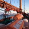 Norðlýsið Faroe Islands scooner