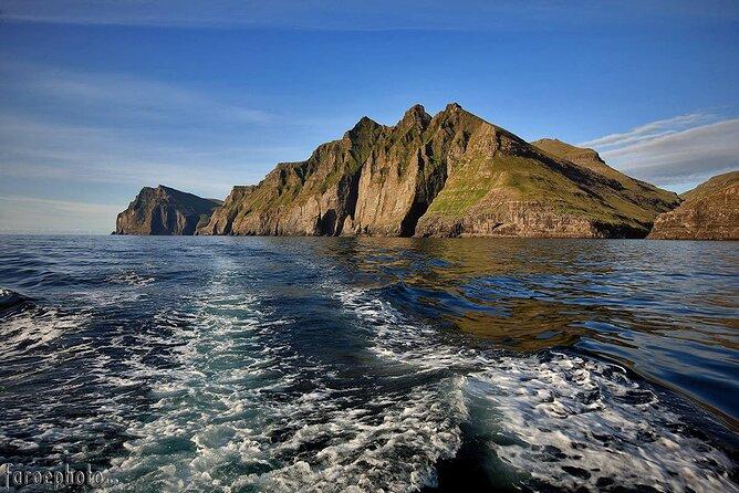 bird cliffs Vestmanna
