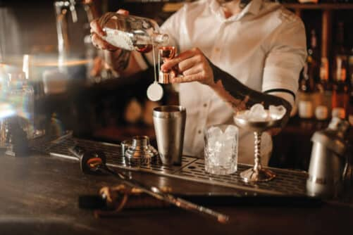 cocktail experience Tórshavn