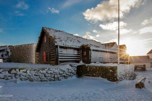 kirkjubøur winter Guide to Faroe Islands - 2