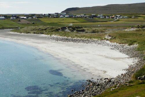 Sandoy island Guide to Faroe Islands