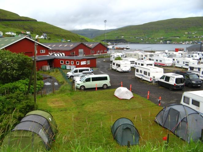 vestmanna camping